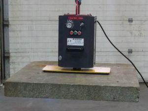 Manipulateur à ventouse électrique Compact